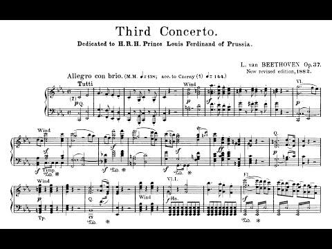 Beethoven: Piano Concerto No.3 in Cm, Op.37 (Argerich)