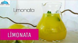 Ev yapimi  Limonata Tarifi |Doğal rengi ve tüm lezzeti ile| Ramazan Tarifleri |▪Masmavi3mutfakta
