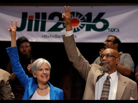 Donald Trump got $6bn in free air time – Jill Stein