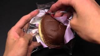 オイシス タルトがくっついたチョコクリームパン thumbnail
