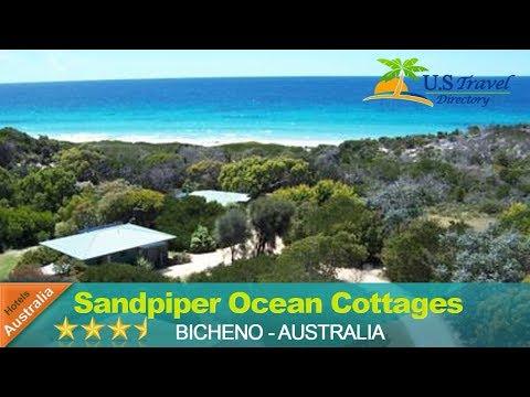 Sandpiper Ocean Cottages - Bicheno Hotels, Australia