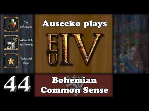 EUIV Bohemian Common Sense 44