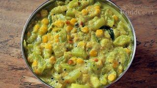 Snake Gourd Kootu Pudalangai Kootu Kootu Recipes
