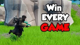 Win EVERY Game with this Fortnite Season 9 Glitch...
