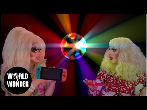 "UNHhhh 96: ""Gaming"" With Trixie Mattel And Katya Zamolodchikova"