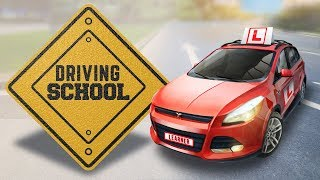 Driving School by BoomBit Games | iOS App (iPhone, iPad) | Android Video Gameplay‬