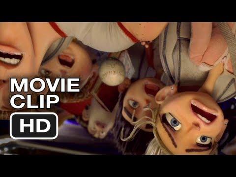 Paranorman Movie CLIP - Crash (2012) Laika Movie HD