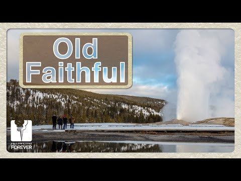 Discover Yellowstone: Inside Old Faithful