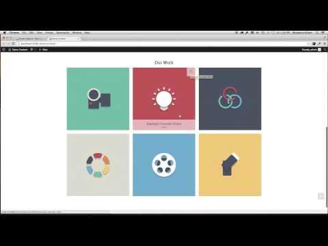 Virtue WordPress Theme Tutorial: Home Page