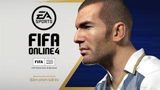 FIFA ONLINE 4: XÂY DỰNG & TRẢI NGHIỆM DÀN TEAM REAL MADIRD MAX BINH...