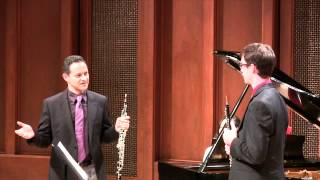 """If Mozart Was Haydn..."" - Eugene Izotov discusses Mozart's Oboe Concerto"