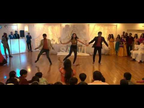 Satvi 1st Birthday Couples Dance thumbnail