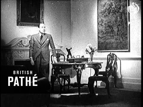 Introducing Sir Cedric Hardwicke (1934)