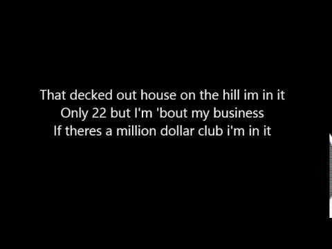 August Alsina - grindin (lyrics)