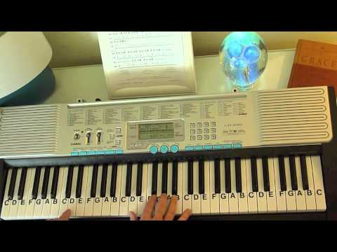 How to Play ~ Safe and Sound ~ ft the Civil Wars - Taylor Swift ~ LetterNotePlayer ©