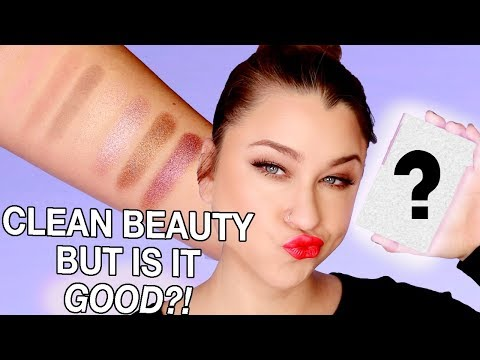 BEST💧CLEAN💧EYESHADOW PALETTE YOU NEVER KNEW EXISTED?! | Beauty Banter