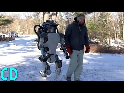 5 Amazing Robots 2016 – The Shape of Things to Come – Atlas, Spot, Cheetah, Pepper, ASIMO