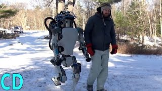 5 Amazing Robots 2016 - The Shape of Things to Come - Atlas, Spot, Cheetah, Pepper, ASIMO thumbnail