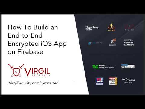 Build a HIPAA-Compliant Firebase Chat App with Virgil Security