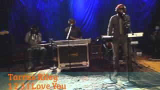 Tarrus Riley 1 2 3 I Love You (LIVE) 2014