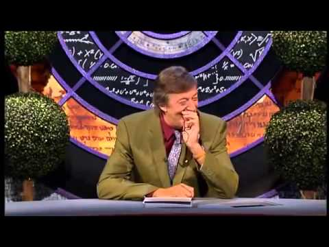 QI XL Series G Episode 1   Gardens