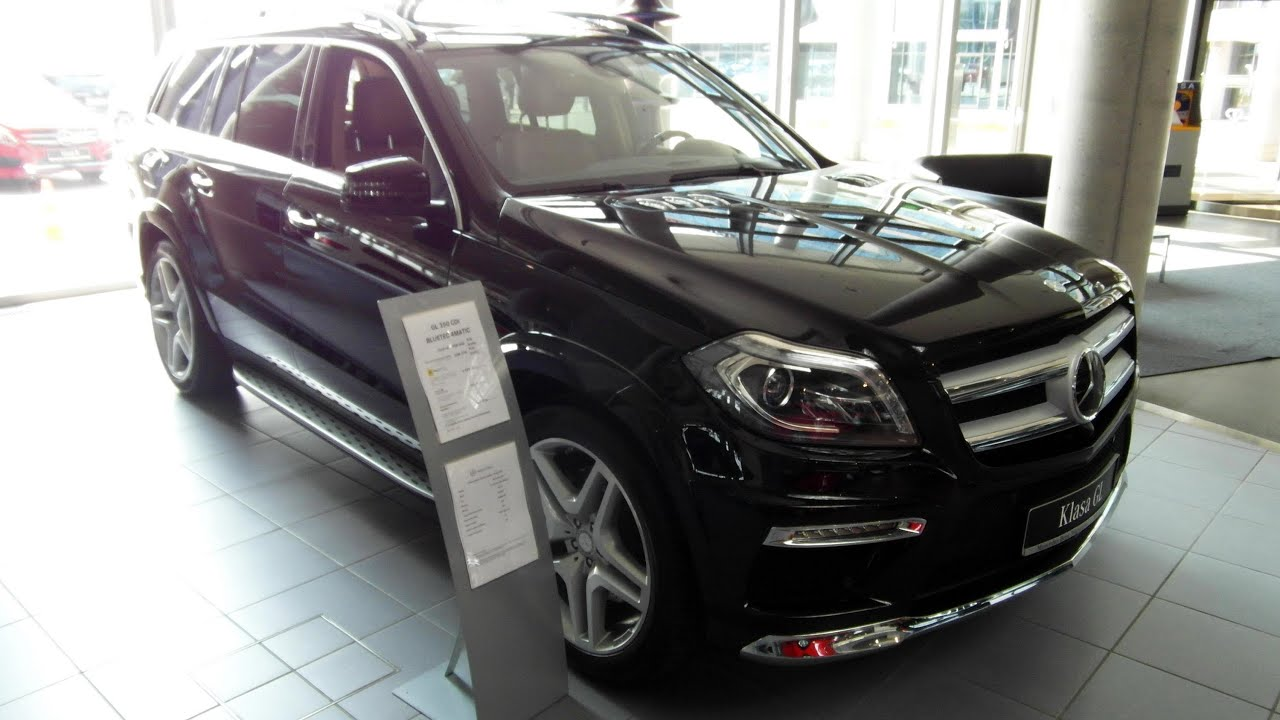2015 Mercedes Benz Gl 350 Bluetec 4matic Amg 140k Cdi