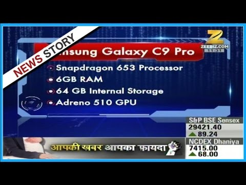 Mobile & Gadgets : Yoga Special with review of Samsung Galaxy C9 Pro