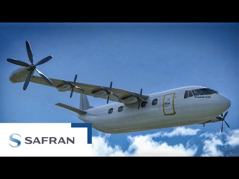 Safran electrifies aviation
