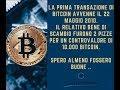1 bitcoin vale CENTO MILIONI di lire libanesi (1 lira = 1 satoshi)