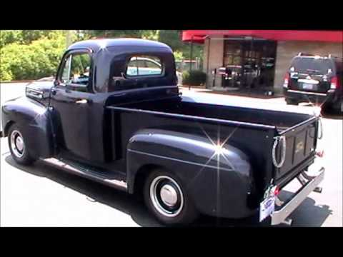 1950 ford youtube. Black Bedroom Furniture Sets. Home Design Ideas
