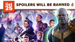 25 Marvel Endgame Facts to Know Before Watching The Movie