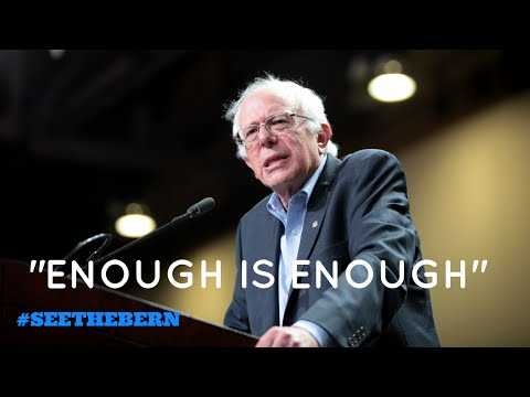 Bernie Sanders For President 2016 Council Bluffs, IA SP mp4