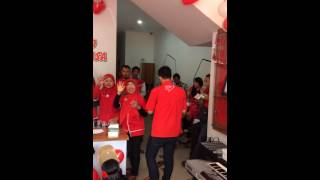 HUT TELKOMSEL 20 WPP PONOROGO Part 2
