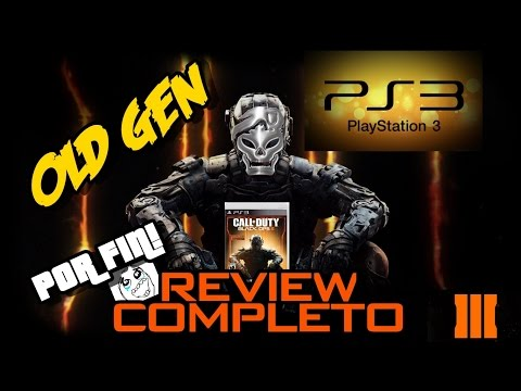 REVIEW COMPLETO!!! Black ops 3 OLD GEN!! Gameplay PS3