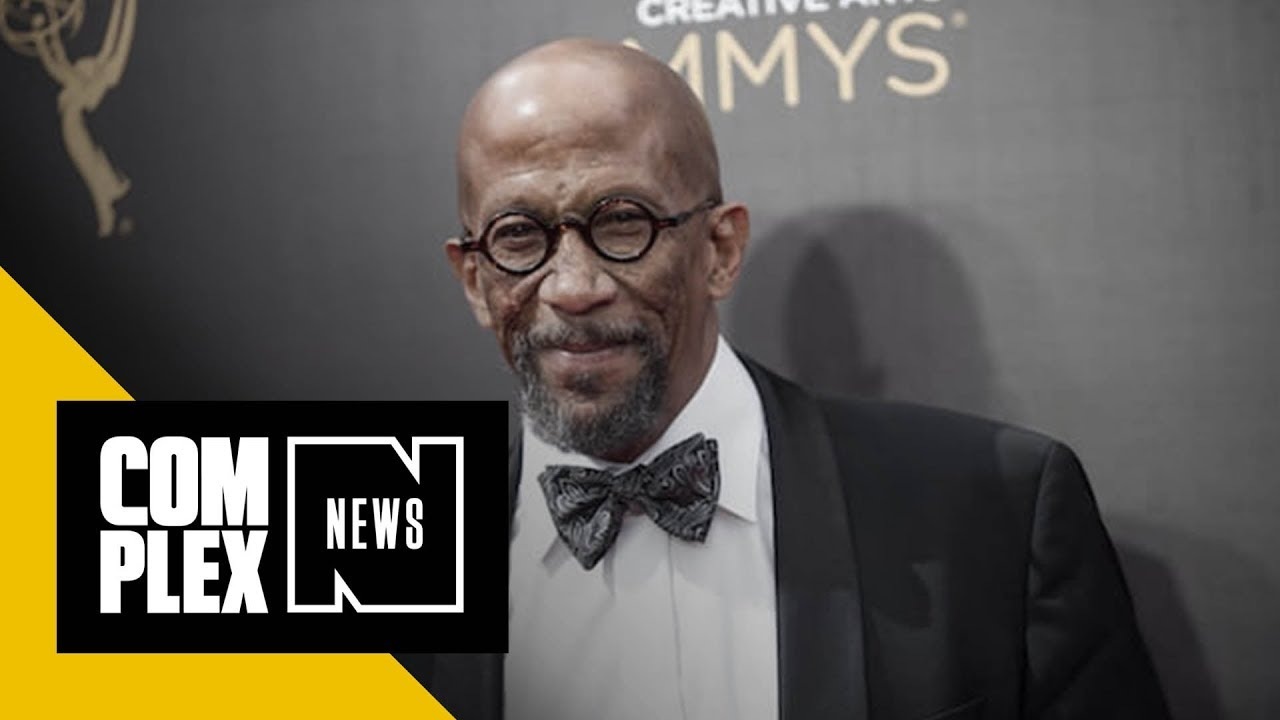 The Wire\' and \'House of Cards\' Actor Reg E. Cathey Dead at 59 - YouTube