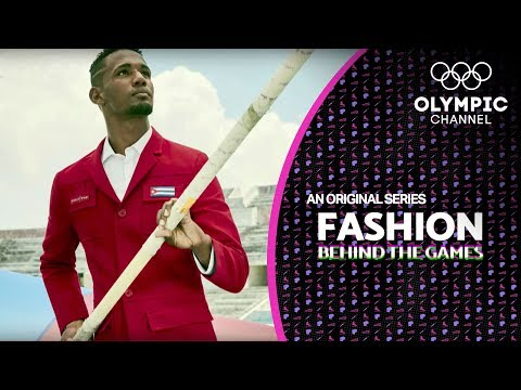 When Christian Louboutin Dressed Cuba at the Olympics | Fashion Behind The Games