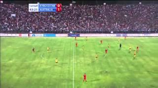 Asian WCQ 2018 - Kyrgyzstan vs Australia 16/06/2015 Full Match