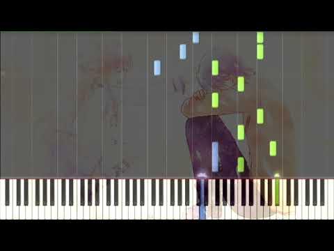 [Synthesia] LiSA/Karuta - Ichiban no Takaramono (番の宝物) (Piano) [Angel Beats!]