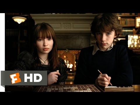 A Series of Unfortunate Events (1/5) Movie CLIP - The Baudel