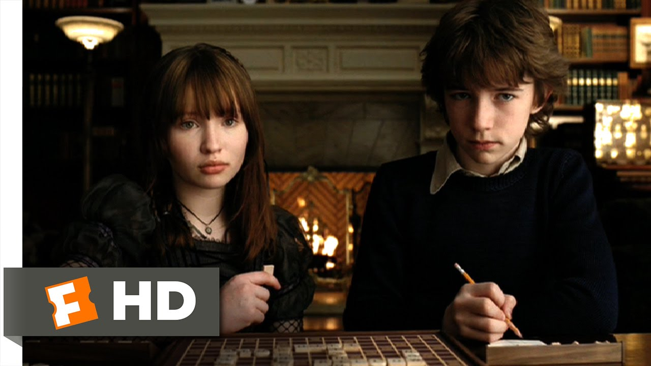 A Series Of Unfortunate Events 15 Movie Clip The Baudelaire Children 2004 Hd