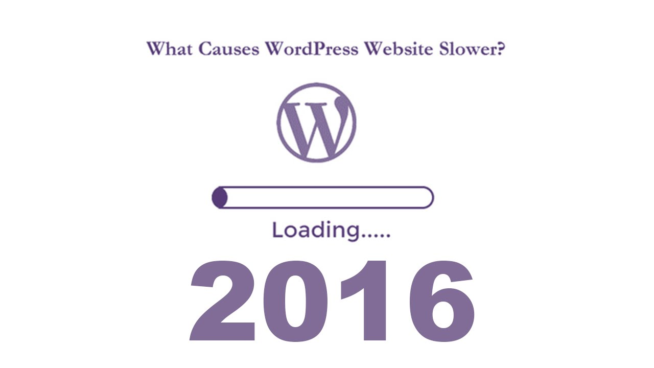 How to find file that slow wordpress website in 2016 ...