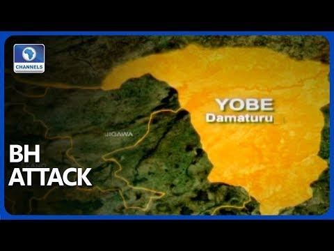 Suspected Boko Haram Insurgents Attack Parts Of Yobe