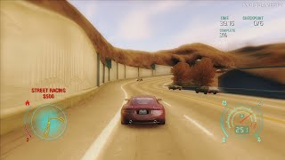 #TBT - Need for Speed Undercover [PC] - Aston Martin DB9 Gameplay