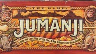 Ep. 177: Jumanji Board Game Review (Milton Bradley 1995)
