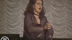 Nina Rautio - Чайковский - Я ли в поле да не травушка была