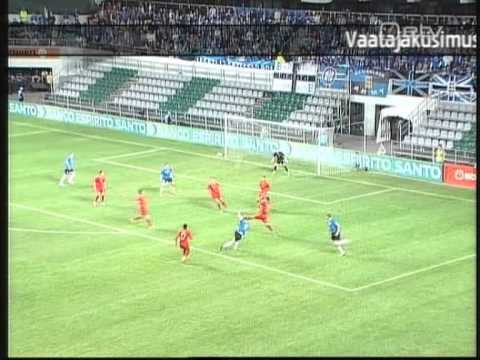 Estonia 0:0 Portugal 2009