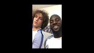 David Luiz: Slap Kante As Willian, Neymar, Bakayoko As...