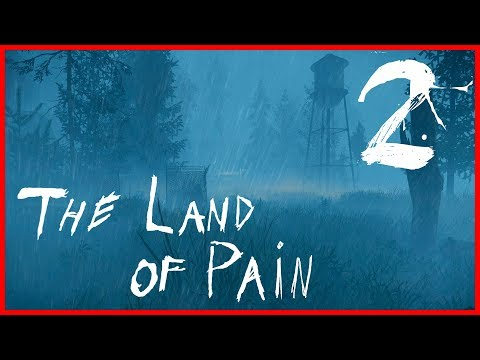 Первая встреча с монстром!! ➤ The Land of Pain #2
