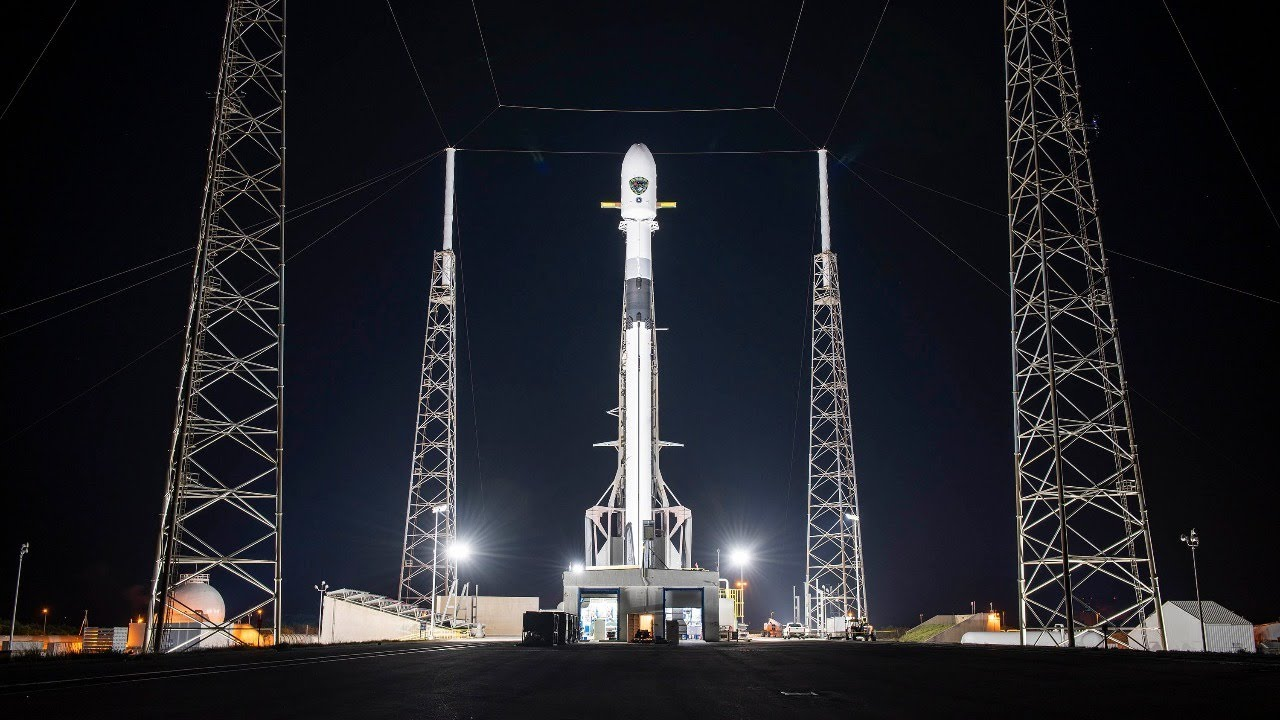 SpaceX is launching an advanced GPS satellite for the US Space ...