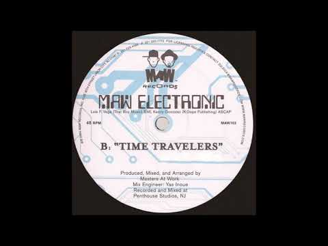 MAW Electronic - Time Travelers